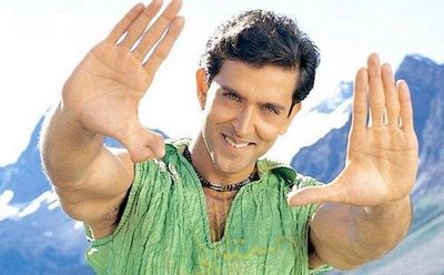 The famous Indian Bollywood actor Hrithik Roshan has a double thumb, an example of syndactyly.