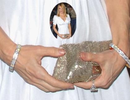 Madonna's hands (2007)